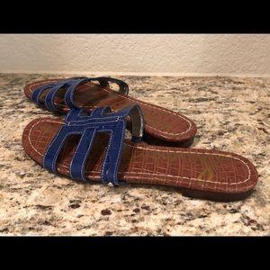 Sam Edelman Shoes - Sam Edelman Bay Cutout Slide Sandals